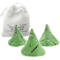 The Peepee Teepee for the Sprinkling WeeWee: Golf in Laundry Bag