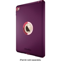 OtterBox - Defender Series Case for Apple® iPad® Air 2 - Pink