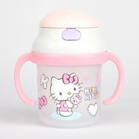 Hello Kitty Straw Sippy Cup: ABC