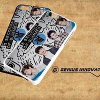 5 seconds of summer cover Samsung Galaxy S3 S4 S5 Note 3 , iPhone 4(S) 5(S) 5c 6 Plus , iPod 4 5 case