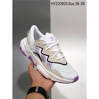Adidas Ozweego Cheap Fashion Men's and women's adidas sport shoes