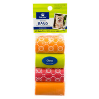 Top Paw Citrus Scented Refill Bags   Waste Disposal   PetSmart