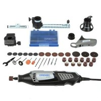 Dremel, 4000 Series 120-Volt Corded Rotary Tool Kit, 4000-4/36 at The Home Depot - Mobile