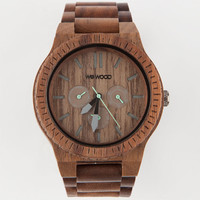 Wewood Kappa Watch Chestnut One Size For Men 26144146401