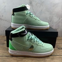 Morechoice Tuhy Nike Air Force 1 High Sneakers Velcro Casual Skaet Shoes CT2306-300