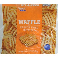 Great Value Waffle Cut French Fried Potatoes, 24 oz - Walmart.com