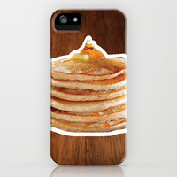 Pancakes! iPhone & iPod Case by Spirit Young
