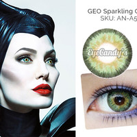 Contact Lenses That Will Give You the Maleficent Look