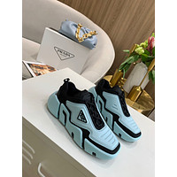prada fashion men womens casual running sport shoes sneakers slipper sandals high heels shoes 170