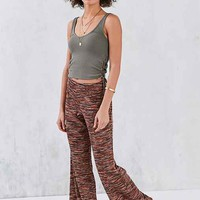 Ecote Marcy Pull-On Flare Pant