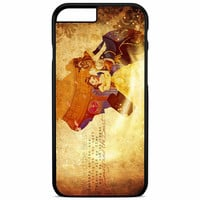 Beauty and the Beast Quote iPhone 6S Plus Case