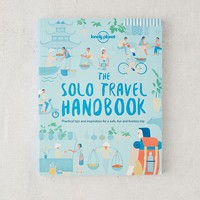 Solo Travel Handbook By Lonely Planet | Urban Outfitters