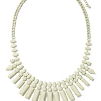 Blank Out Necklace