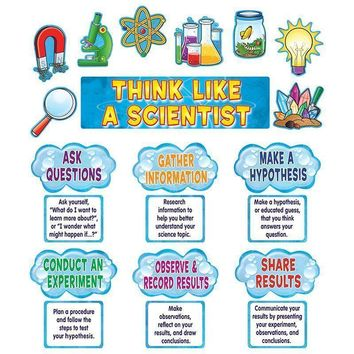 Think Like A Scientist Mini Bb Set