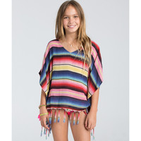 BEACH WARRIOR PONCHO