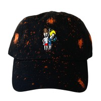 """Beavis N Butthead """"Dad"""" Cap by The High Rise : 420 Headwear and Clothing"""