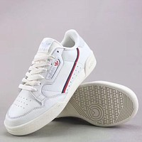 Trendsetter Adidas Continental 80   Fashion Casual Sneakers Sport Shoes