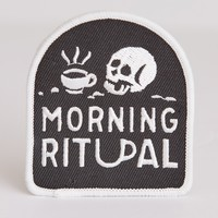 Morning Ritual Coffee Patch