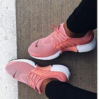 Tagre NIKE Air Presto Fashion Woman Men Running Sneakers Sport Shoes