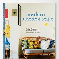 Modern Vintage Style By Emily Chalmers- Assorted One