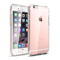iPhone 6s iPhone 6 Case Armorex Premium Flexible TPU (Crystal Clear)