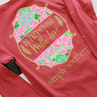 Simply Southern: With Love