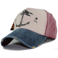 New Arrivals baseball cap snapback hats for boy girls fashion visor cap letters print outdoor sun hats For Adult  TH-054