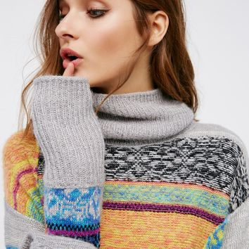 Free People This And That Stripe Sweater