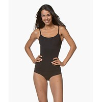 Thinstincts Convertible Camisole, Black