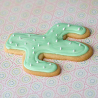 Cactus Cookie Cutter