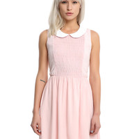 Stranger Things Eleven Blush Dress