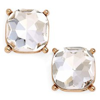 Junior Women's BP. Stone Stud Earrings