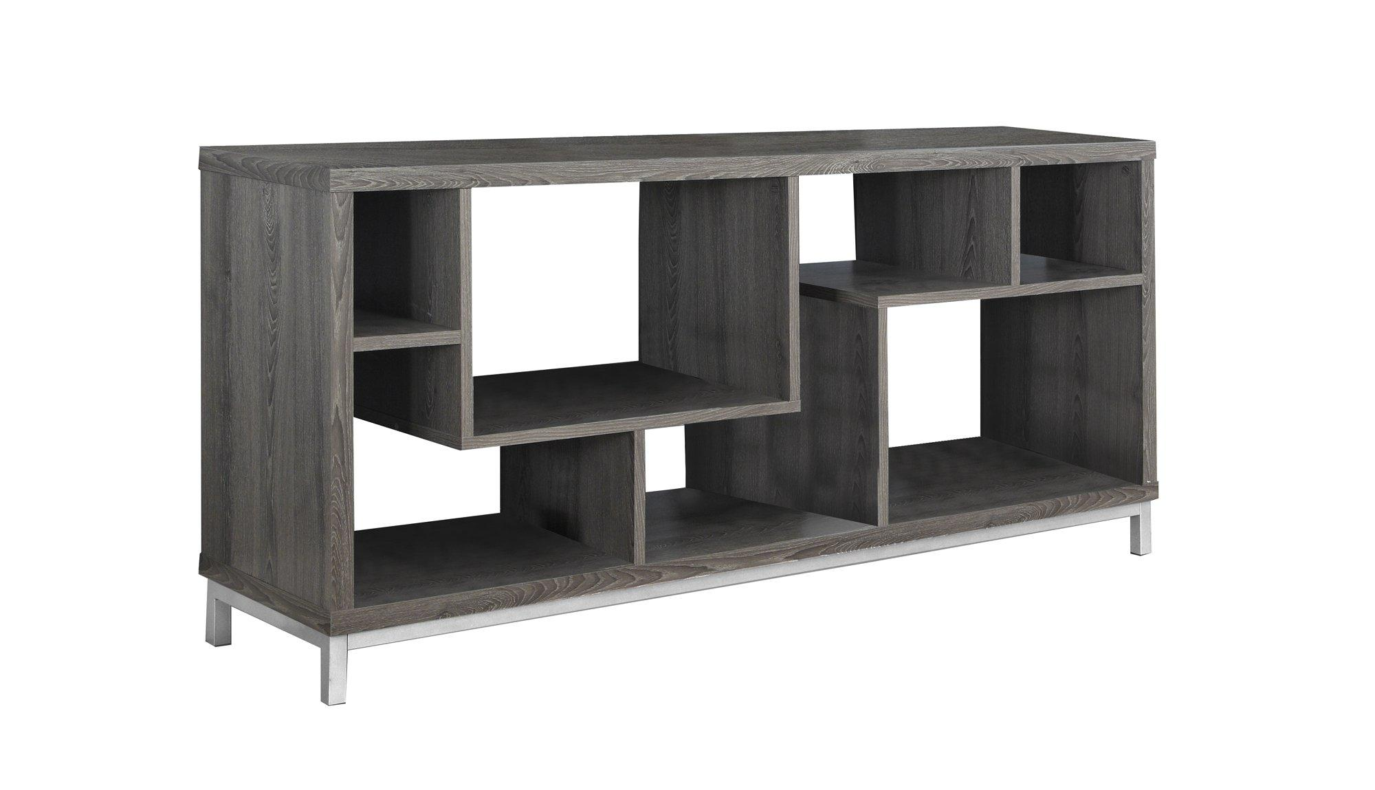 """Image of Tv Stand - 60""""L / Dark Taupe"""