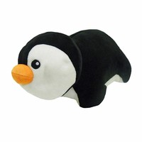 Necknapperz Penguin Neck Pillow (Black)