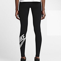""" NIKE "" Fashion Print Exercise Fitness Gym Yoga Running Leggings Sweatpants"