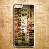 A Day To Remember Song for iphone 4/4s/5/5s/5c/6/6+, Samsung S3/S4/S5/S6, iPad 2/3/4/Air/Mini, iPod 4/5, Samsung Note 3/4, HTC One, Nexus Case*PS*