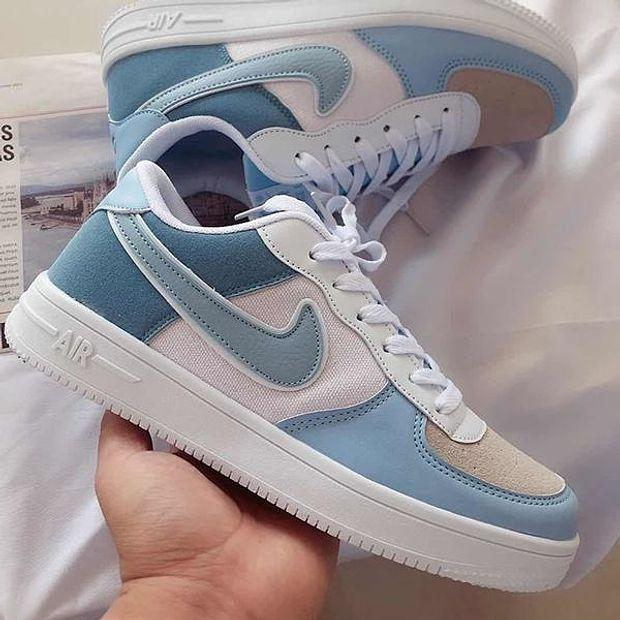 Image of Nike Air Force 1 Men's and Women's Sneakers Shoes