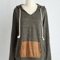 Mid-length Long Sleeve In Tents and Purposes Top