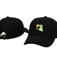None Of Kermits Business Dad Hat