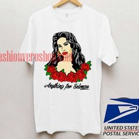 Anything For Selenas T shirt Unisex adult mens t shirt and women t shrt