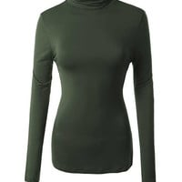 Basics First Top - Olive