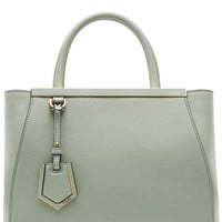 Fendi - Small 2Jours Leather Tote