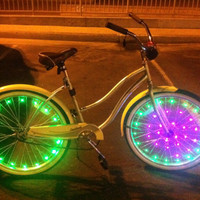Glowmatic - Sweeeeeet LED Bike Lights -