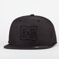 Dc Shoes Pinride Mens Hat Black  In Sizes