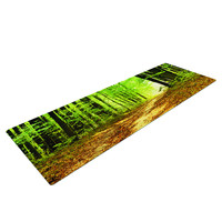 Into The Woods Trail Yoga Mat