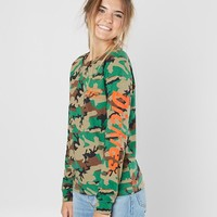 Dickies Camo T-Shirt - Women's T-Shirts in Camo | Buckle