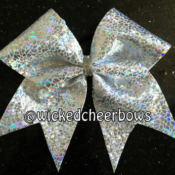 Cheer Bow by WickedCheerBows on Etsy