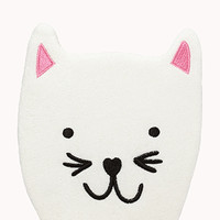 Cat-Shaped Cleansing Pad