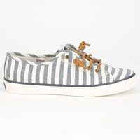 Sperry Top-Sider Seacoast Womens Shoes Navy Combo  In Sizes