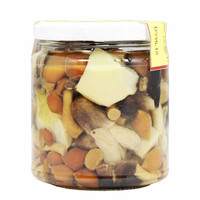 Italian Mixed Mushrooms in Olive Oil by Coluccio 9.5 oz